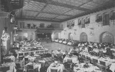The historic Blossom Room at the Hollywood Roosevelt in Los Angeles