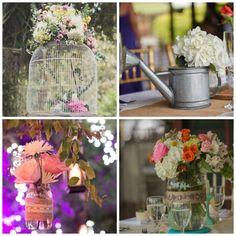 Las decoraciones vintage vuelven a estar más de moda que nunca. Presta atención a las últimas tendencias con este estilo para tu matrimonio ¡bienvenida a soñar!
