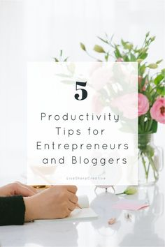 Struggling to find time to do everything you need to for your business? These productivity tips for entrepreneurs and bloggers can help! Get organized and get more done.Once you are good at time management you will be amazed by what you can get done. #TimeMangement #Productivity #BusinessTips Work Planner, Business Planner, Business Goals, Business Entrepreneur, Business Tips, Social Media Posting Schedule, Productivity Apps, How To Stop Procrastinating, Earn More Money