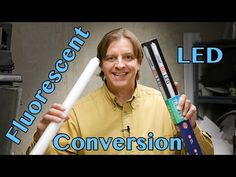 How to easily convert fluorescent tubes to LEDs Led Shop Lights, Shop Lighting, Workshop Layout, Garage Workshop, Garage Organisation, Led Fluorescent, Home Fix, Home Repair, Wire