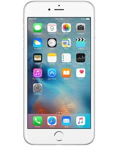 iPhone 6 Plus 16 GB Prateado - Apple (PT)