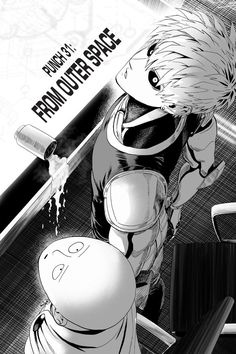 … Read more One-Punch Man, Chapter From Outer Space Manga Online Read, Manga To Read, One Punch Man Memes, One Punch Man Wallpapers, Opm Manga, Page One, Amazon Queen, Fb Share, One Punch Man Manga
