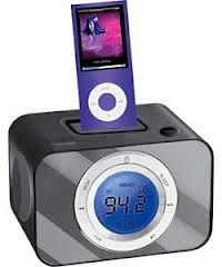 clock radio with dock - Google Search Mp3 Player, Clock, Google Search, Watch, Clocks