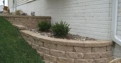 RETAINING WALL | Lawn & Garden