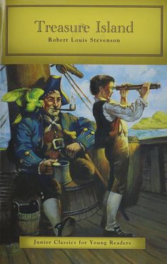 Love The Stacks - Treasure Island by Robert Louis Stevenson, $2.50 (http://www.lovethestacks.com/treasure-island-by-robert-louis-stevenson/)