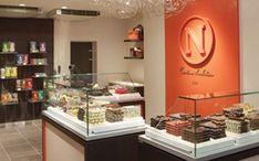 Visit a Neuhaus Store in Brussels --chocolate!! :)