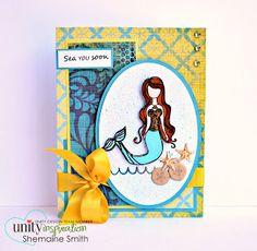 Unity Stamp Co. - Design Team Member - @Shemaine Fonseca Fonseca Smith - {Sammy girl} http://www.unitystampco.com
