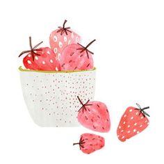 inmybackyardnz - Mmmm, strawberries!