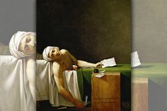 15 Things You Should Know About 'The Death of Marat' | Mental Floss