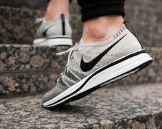 Nike Flyknit Trainer Grey Air Jordan, Nike Flyknit Trainer, Nike Shoes, Sneakers Nike, Reebok, Nba, Adidas Outfit, Nike Free, Boxer