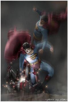(Photos) Amazing Iron Man, Superman Comical Photography By Han Shen | arddonivia
