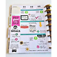 Our launch of The Happy Planner this week has been amazing. What an incredible…