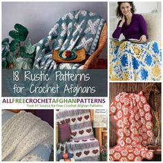 Autumn crochet patterns 38120 people found 33 images on pinterest 25 rustic patterns that will make you think of the country fandeluxe Image collections