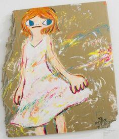 Untitled AR10-003 by Ayako Rokkaku - Contemporary Japanese Art Collection by Jean Pigozzi