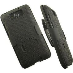 OEM Motorola Droid Ultra XT1080 Fitted Case Holster Combo