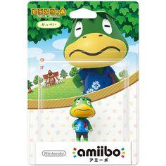 Amiibo Kapp'n Animal Crossing Series