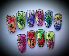 Nail Art Decoration With Rhinestones And Glitter – Best Puzzles, Games, Ideas & Nail Art Designs Videos, Nail Art Videos, Acrylic Nail Art, Gel Nail Art, Nail Nail, Gel Nails, Nail Polish, Fabulous Nails, Gorgeous Nails