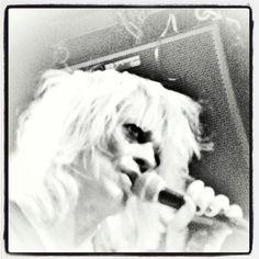 #MikeMonroe #MichaelMonroe #TAVASTIA #club #Helsinki 10/12/16 #blackandwhite #photography #gigs #keikalla