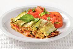 Lasagne met tilapia en courgette - Recept - Allerhande