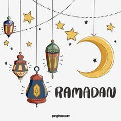 Ramadan Cards, Ramadan Images, Islam Ramadan, Cute Wallpaper Backgrounds, Cute Wallpapers, Ramadan Poster, Star Clipart, Ramadan Lantern, Drawing Clipart