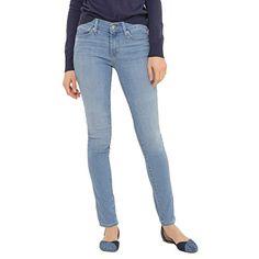 Primtex Jean Femme bleu clair skinny stretch taille haute effet Jean ... 1d143d3e010f