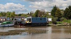 HouseBoat ex Mike Oshea ex Canary Wharf £165k