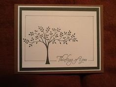 Thinking of You by mferris - Cards and Paper Crafts at Splitcoaststampers