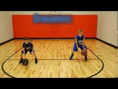 Basketball Drills Dribbling Skills Ball Handling Kids - YouTube