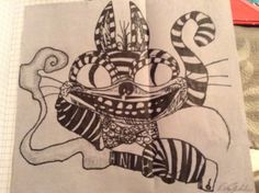 Cheshire cat interpretation