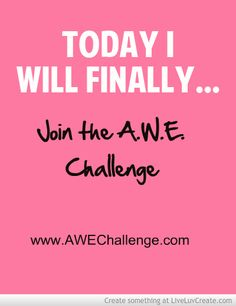 Is the 30 Day A.W.E. Inspired Challenge for You? | SystemSavvy Consulting