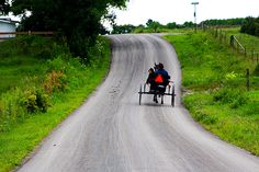 #Amish #NewWilmington #WestminsterCollege