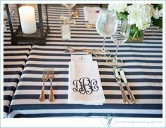 Jennifer Langdon Photography | Nautical CT wedding