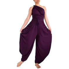 5a574143c655 Women loose jumpsuit  Baggy jumpsuit  Loose jumpsuit  Plus size jumpsuit  Wide  leg jumpsuit  Harem jumpsuit  Loose pant jumpsuit GYPSY