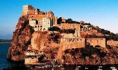 Aragonese Castle in Italy
