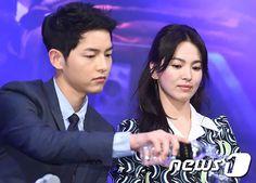 Songjoongki Songhyekyo Pressconฯ descenฯ