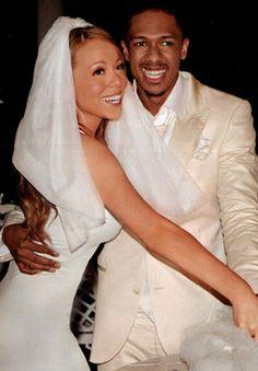Mariah Carey & Nick Cannon (JT)