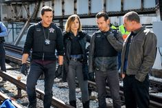 Director Dick Wolf & how Chicago PD, Fire, and Med came to be