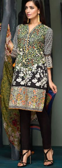 Khaadi Latest Eid Ul Azha Collection 2016 #designerdresses #EidCollection…