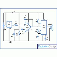 digital temperature controller circuit diagram convert external regulator alternator internal wiring white noise generator electronic diagrams for pc simple dc