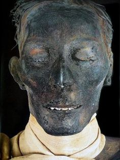 """""""With his linen scarf and pierced ears, Tutmosis IV maintains a peerless sense of style nearly three-and-a-half thousand years after his reign as the 8th Pharaoh of the 18th dynasty of Ancient Egypt."""""""
