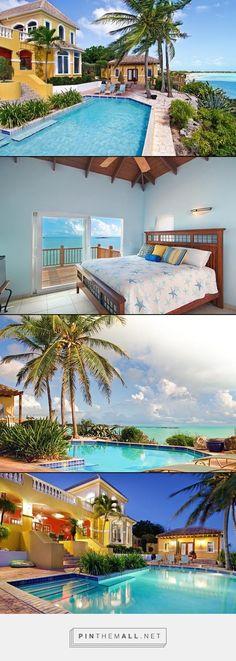 Villa Island House at Parrot Cay- Parrot Cay, Turks & Caicos- WIMCO Villas, 3 bed 3 baths #travel #caribbean #turksandcaicos #vacation #villarentals