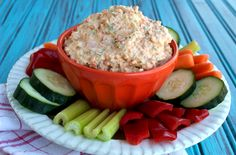 Dairy-free veggie dip is packed with vegetables and easy to make! Perfect dip for gameday watch parties! Dairy Free Veggie Dip, Dairy Free Dips, Dairy Free Recipes, Paleo Recipes, Gluten Free, Yummy Recipes, Fodmap Recipes, Healthy Snacks, Healthy Eating