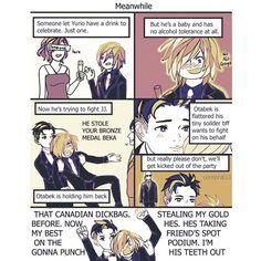 Lol geez yurio