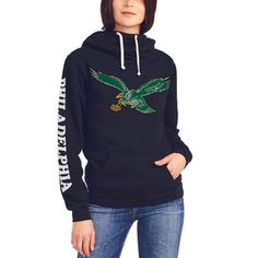Philadelphia Eagles Women s Apparel e91633f24