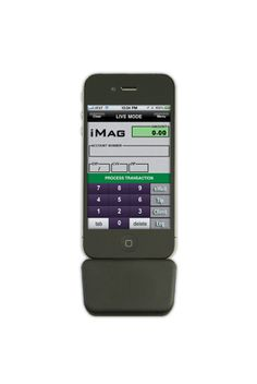 iMag Pro, Mobile MagStripe Reader