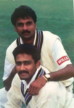 Srinath and Kumble
