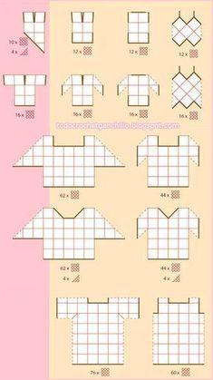 44 New Ideas For Crochet Granny Square Poncho Pattern Color Combos Granny Square Crochet Pattern, Crochet Diagram, Crochet Chart, Crochet Squares, Crochet Granny, Crochet Motif, Crochet Designs, Crochet Patterns, Poncho Patterns