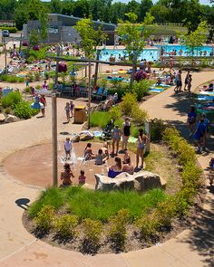1000 images about playground on pinterest playgrounds - Highland park swimming pool westerville oh ...