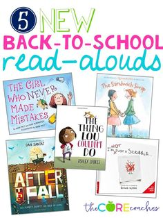 5 new back-to-school