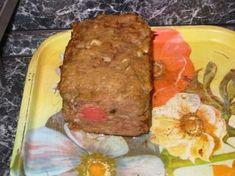 0286. sekaná z pekárny - recept pro domácí pekárnu Meatloaf, Ground Beef Recipes